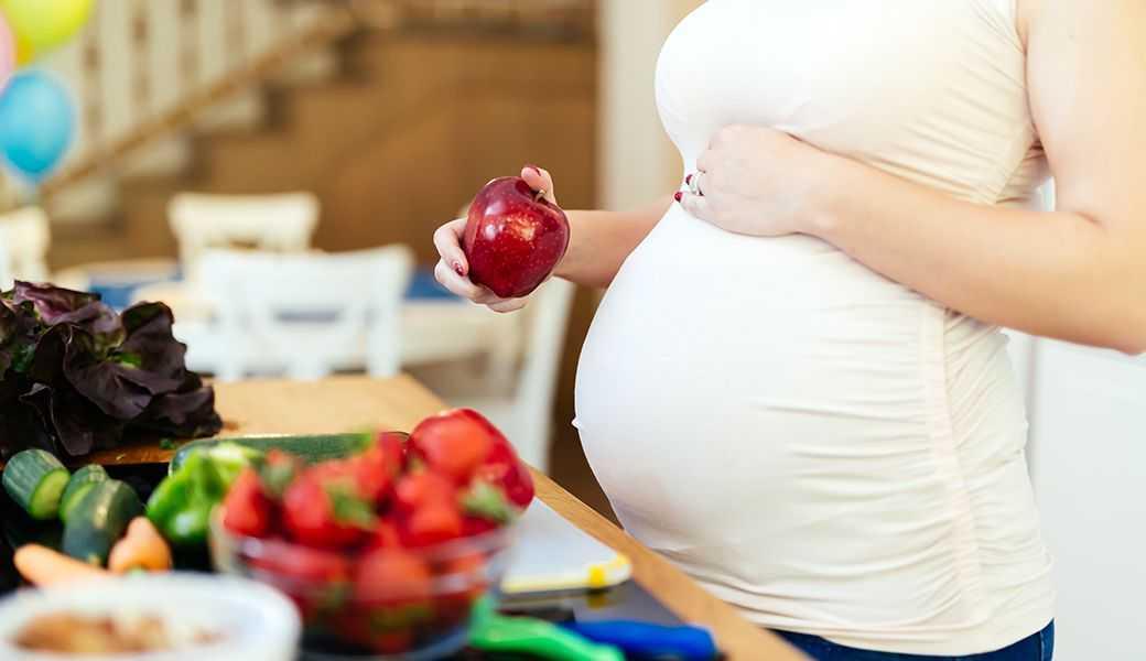 اقدامات لازم بارداری