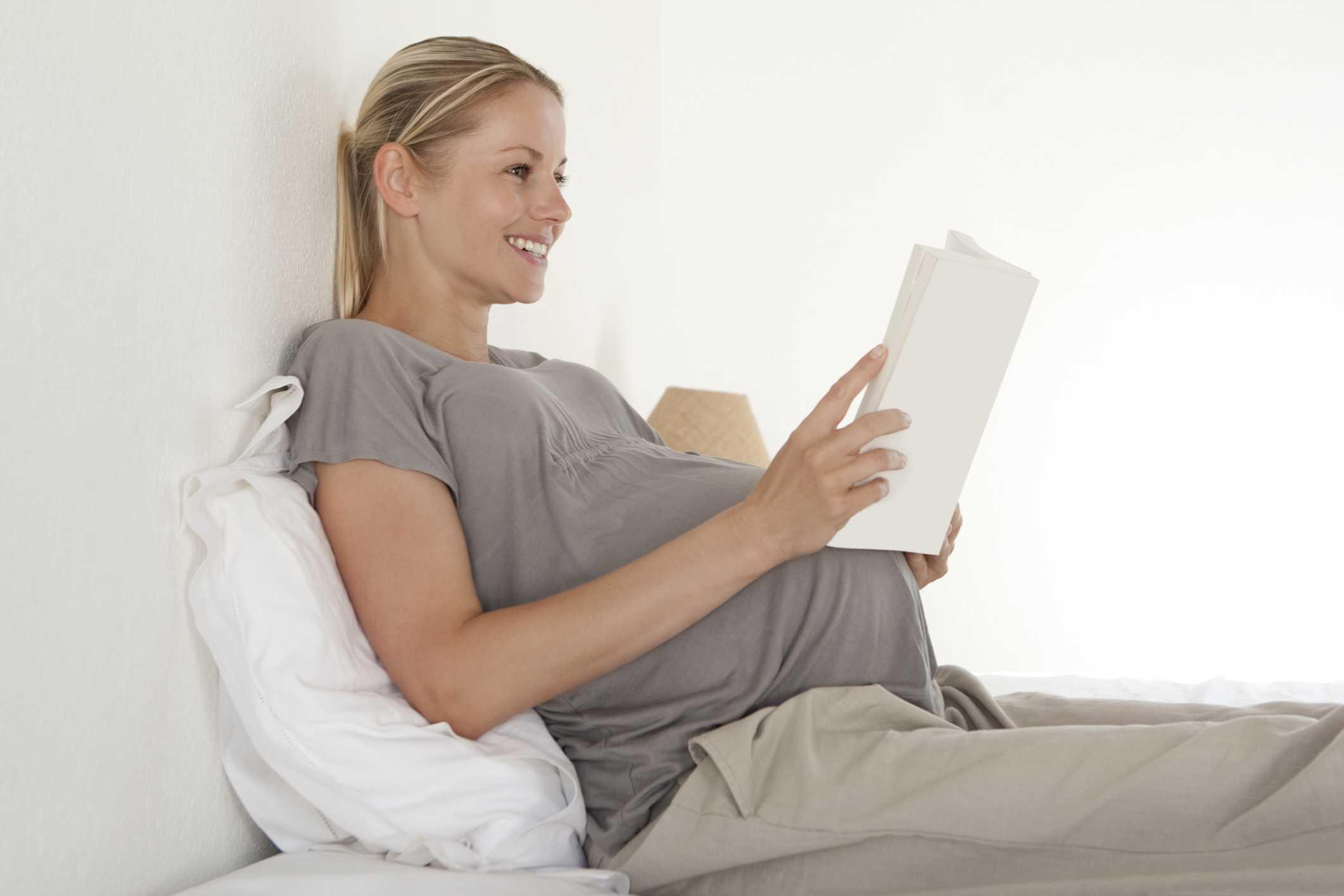 رفع استرس در دوران بارداری